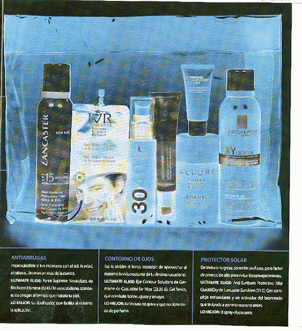 FOR MEN ( ULTIMATE BEAUTY ) 01/07/2009