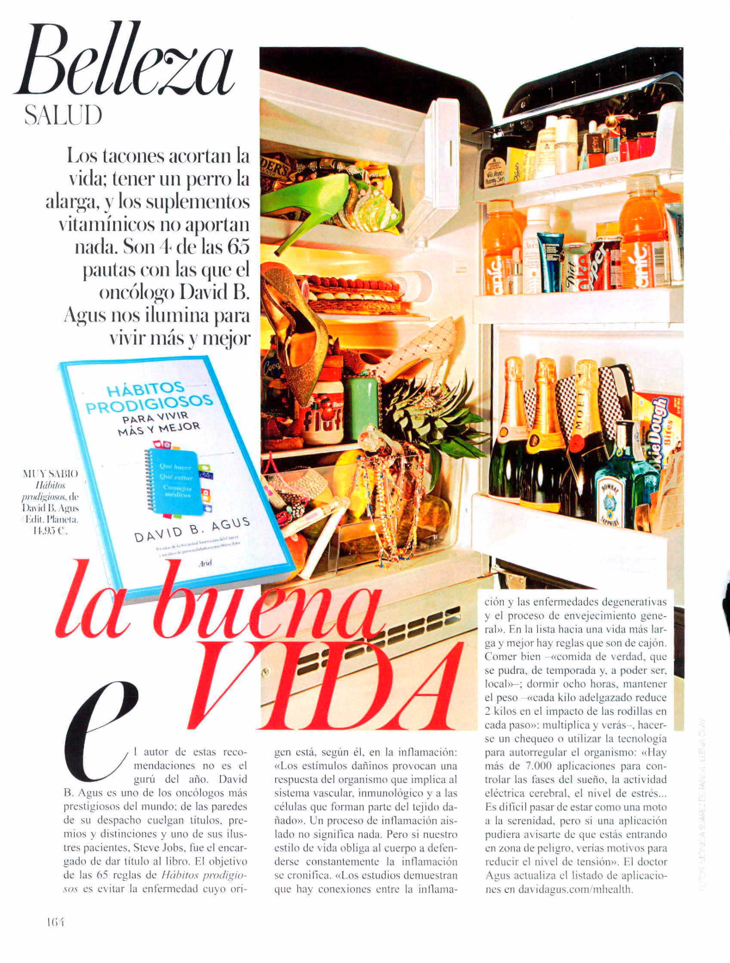 HYDRACURE ( VOGUE ) 01/05/2014