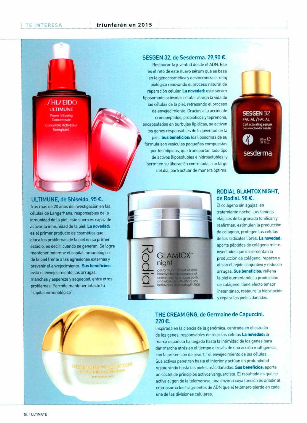 THE CREAM GNG ( ULTIMATE BEAUTY ) 01/12/2014