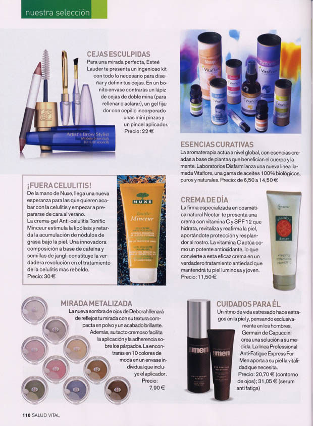 FOR MEN ( SALUD VITAL ) 01/03/2005