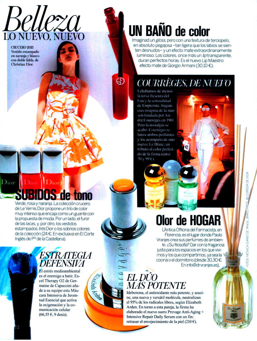 EXCEL THERAPY O2 ( VOGUE ) 01/02/2013