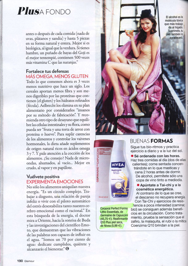 P. F. LITHO ESSENTIAL ( GLAMOUR ) 01/09/2011