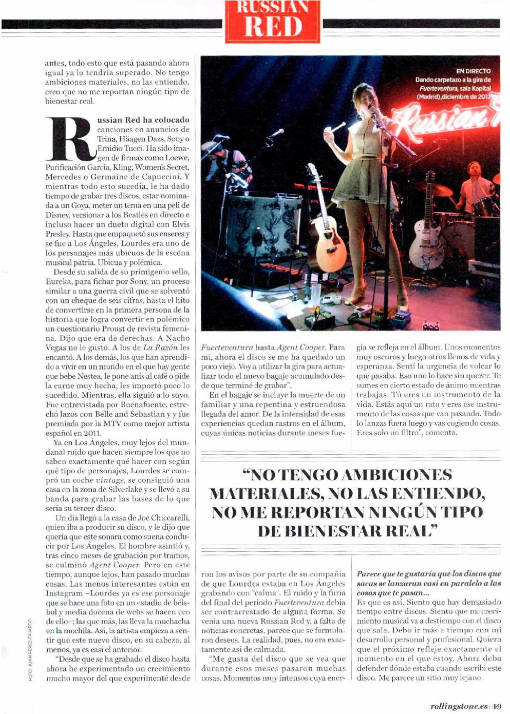 ( ROLLING STONE ) 01/02/2014