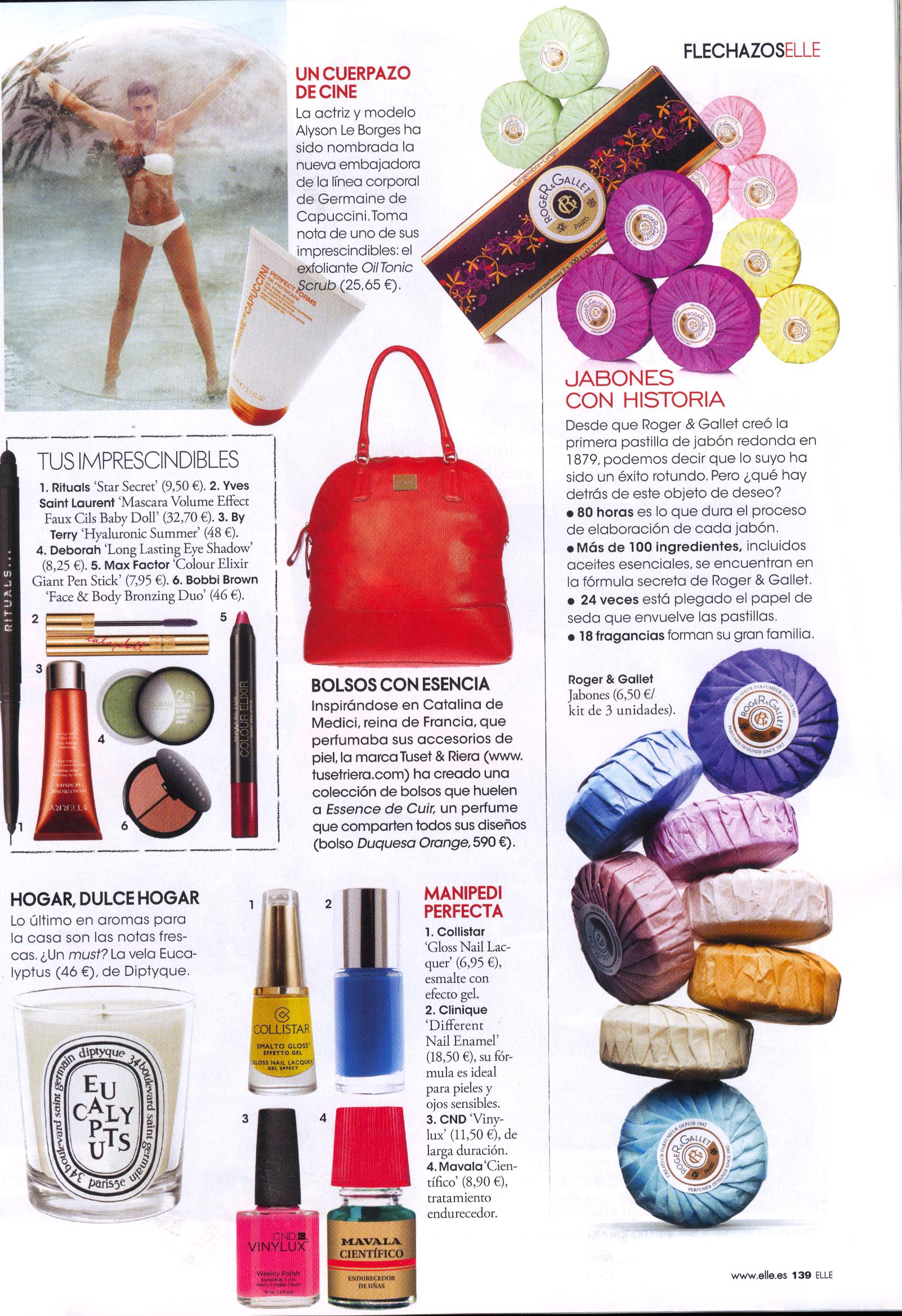 PERFECT FORMS OIL PHYTOCARE ( ELLE ) 01/07/2013