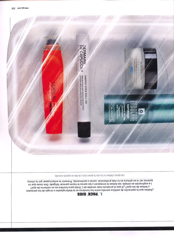 FOR MEN ROLL-ON ( GQ ) 01/09/2011