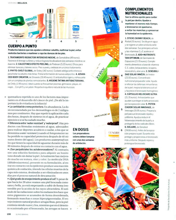 ADD+NUTRIENTS ( EL PAIS SEMANAL ) 12/06/2011