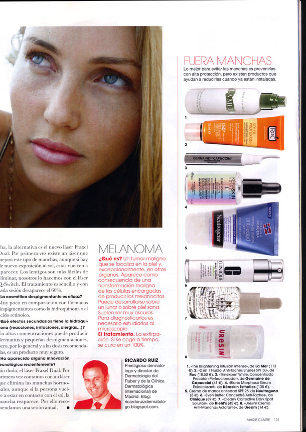 TIMEXPERT WHITE ( MARIE CLAIRE ) 01/07/2012